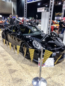 World of wheels 2015