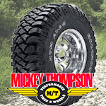 Canadian Super Shop Mickey Thompson tires