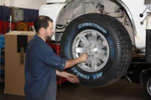 tire rotaion