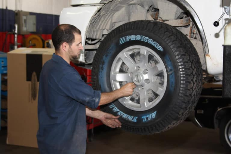 tire rotation – how to rotate your tires