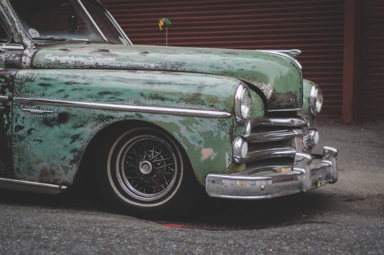 7 good reasons to refurbish your old car