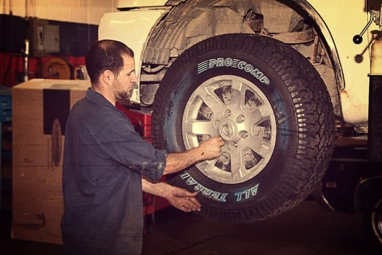 What you need to know about tire sidewall markings