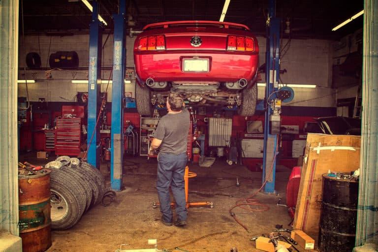 Auto Mechanic Shop Winnipeg