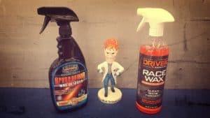 driven race wax