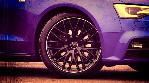 tire and wheel package